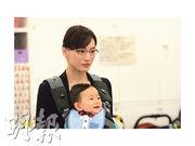 綾瀨遙拍劇再演「繼母」