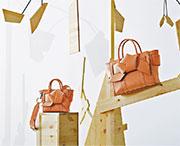瑞典美學×英倫傳統 前衛典雅 玩創皮革