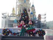 【A Disney Christmas@香港迪士尼】米奇與好友聖誕舞會(黃詠賢攝)