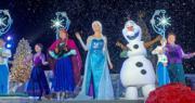 【A Disney Christmas@香港迪士尼】魔雪奇緣飄雪時刻(黃詠賢攝)