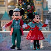 【A Disney Christmas@香港迪士尼】米奇與好友聖誕舞會(圖片由相關機構提供)