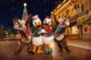 【A Disney Christmas@香港迪士尼】(圖片由相關機構提供)