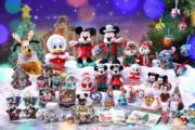 【A Disney Christmas@香港迪士尼】米奇與好友的聖誕精品(圖片由相關機構提供)