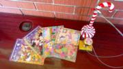 【A Disney Christmas@香港迪士尼】購買「聖誕心願慈善明信片」,可寫下窩心字句並到市鎮會堂外放進「聖誕心願郵筒」,可傳遞祝福又能做善事。(黃詠賢攝)