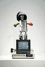 文化速遞:機械人數碼藝術