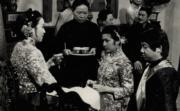 黎小田、馮寶寶是粵語片年代的老拍檔。(資料圖片)