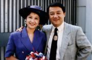 黎小田曾在薛家燕離婚後再次展開追求。(資料圖片)