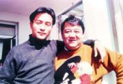 黎小田為張國榮監製加盟華星唱片後的首張專輯《風繼續吹》,助張國榮踏上巨星路。(資料圖片)