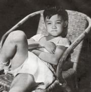 黎小田出生自音樂世家,5歲入行做童星,參演過不少粵語長片。(資料圖片)