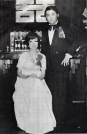 黎小田24歲時與首任太太羅錦霞結婚。(資料圖片)