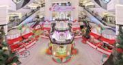 聖誕好去處:歐陸聖誕市集@Mira Place 7米高聖誕風車塔打卡‧選購特色派對美食