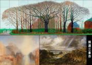 好去處:「觀景・景觀」特展@香港藝術館 精選3畫作:大衛霍克尼逾4米高油畫、泰納異國風景畫、康斯塔伯寫實中有幻想