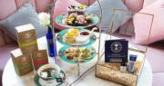 聖誕下午茶:Neal's Yard Remedies X 大館Madame Fu 歎美點獲贈護膚品