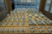 香港藝術館「原典變奏──香港視點」展覽展品(何芍盈攝)