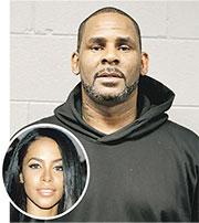 R. Kelly為娶女童造假證