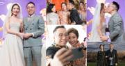 C君今年12月和拍拖5年的港台DJ黃天頤結婚,兩人被好友唐詩詠、陸永稱讚為「絕配」,是一對天作之合。婚禮舉行當日,C君接新娘時宣讀包含大量文言文的「愛的誓言」,揚言做不到就天打雷劈,內容搞笑﹗(資料圖片 / 明報製圖)