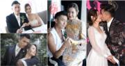 陳山聰11月時與拍拖踏入第6年的圈外女友何麗萍(Apple)結婚。(資料圖片 / 明報製圖)