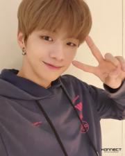 【全球百大俊男2019】第16位:韓國男星姜丹尼爾(Kang Daniel)(daniel.k.here Instagram圖片)
