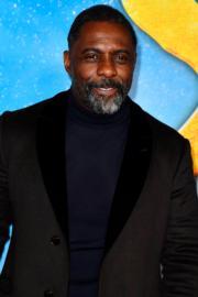 【全球百大俊男2019】第18位:艾迪斯艾巴(Idris Elba) (法新社)