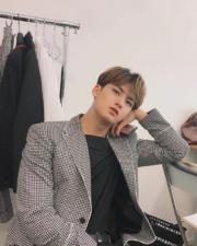 【全球百大俊男2019】第24位:韓國男團Seventeen成員珉奎(Mingyu)(min9yu_k Instagram圖片)