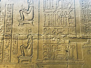 非典型雙神廟 壁畫展示醫療工具