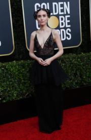 《龍紋身的女孩》朗妮瑪拉的髮型可能比身上的Givenchy吊帶裙更搶鏡。