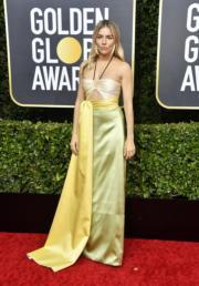 《曼克頓封暴》施安娜米勒穿著Gucci現身。