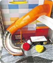 旅遊情報:高科技郵輪 升級玩轉家庭套房