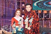 周柏豪首奪最受歡迎男歌星 菊梓喬冧莊最受歡迎女歌星成大贏家