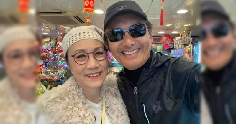 【勁開心】阿姐九龍城辦年貨遇發哥:真係行好運