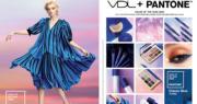 VDL X Pantone 2020彩妝系列 塑造自信妝容