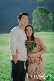 玄彬與孫藝珍約定每年都會在瑞士相會。(tvN/Netflix劇照)
