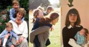 英國母親節:威廉凱特分享兩代親子照 喬治小王子母親節賀卡曝光