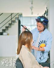精品髮廊  安心獨享理髮時光