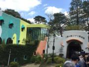 日本三鷹之森吉卜力美術館(黃廷希攝,圖片攝於2017年4月)