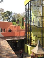 吉卜力美術館(黃廷希攝,圖片攝於2017年4月)