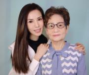 李若彤寫了一封「給母親的情書」表達對母親的敬意。(微博圖片)