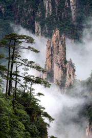 【世界自然與文化遺產——中國】安徽黃山風景區(新華社)