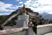 【世界文化遺產——中國】西藏拉薩布達拉宮(中新社)