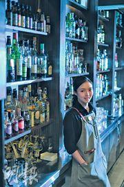 拒做bar枱花瓶 冠軍調酒師 打破性別成見