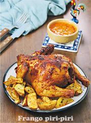 歐陸煮意:氣炸鍋版本 吃上癮的Piri Piri烤雞 跟葡萄牙非洲有段古