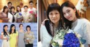 黃芷晴在社交網吐心聲,希望媽媽梁潔華回來當她堅強健康的女兒。(資料圖片/明報製圖)