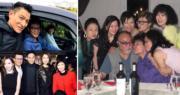 梁潔華偶爾出席活動,又試過孖老公黃日華跟劉德華去郊遊。(資料圖片/明報製圖)
