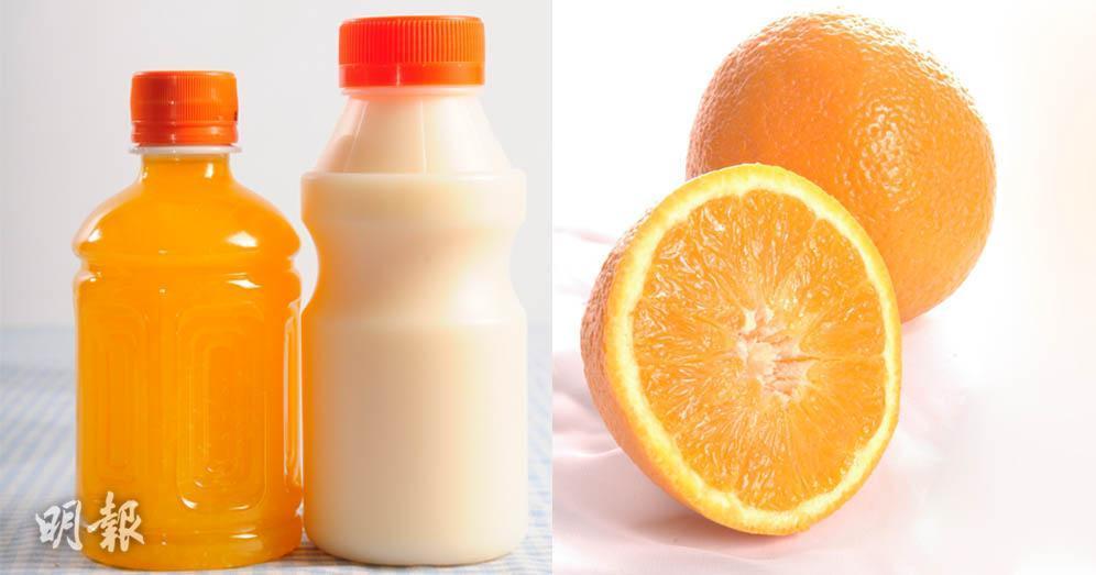 鮮榨果汁、冷壓果汁、濃縮果汁營養有別 營養師教路:鮮榨果汁勿攪拌太耐