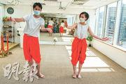跳泰國宮廷舞 做手唔易學