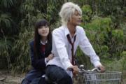 與新垣結衣(左)合演《戀空》,三浦春馬人氣急升。(網上圖片)