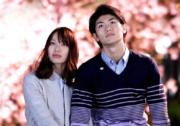 日劇《教我愛的一切》中,與戶田惠梨香合演情侶。(網上圖片)