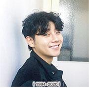 疫情影響做速遞熬夜 26歲韓歌手趙戎車禍亡