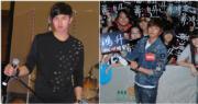 黃鴻升於2010年及2011年連續來港開簽唱會。(資料圖片/明報製圖)