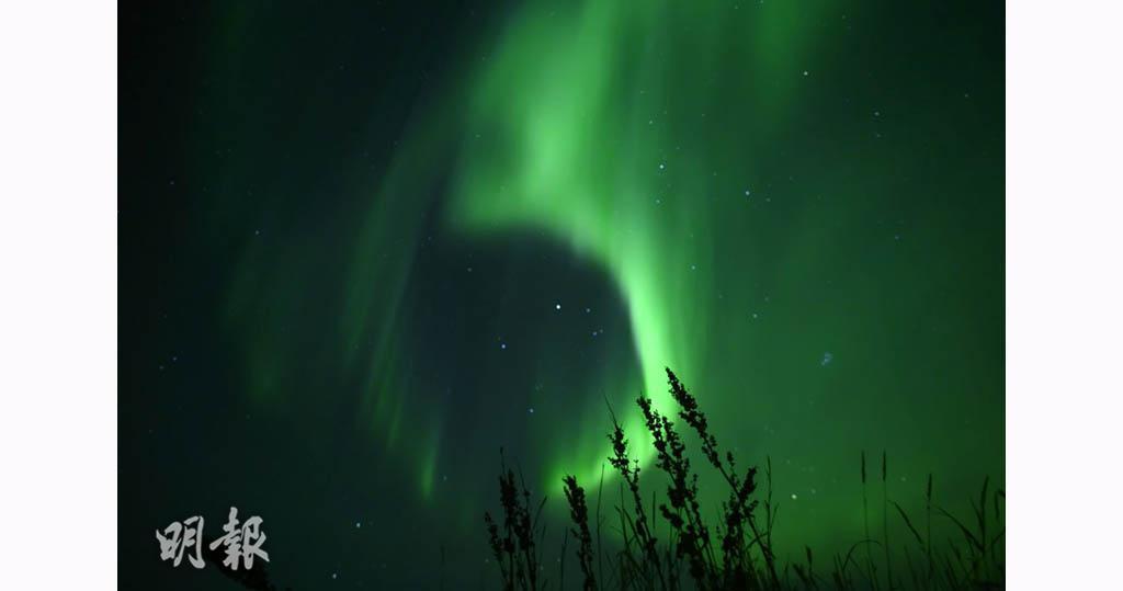 網上實時睇北極光丨加拿大、美國、北歐一網打盡【有片】